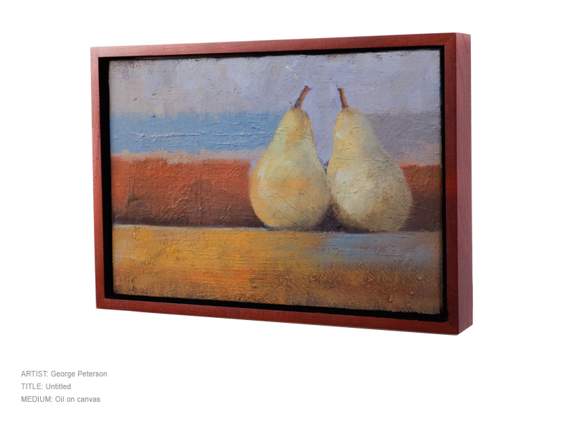 Wood Floater Frames For Paintings Metropolitan Picture