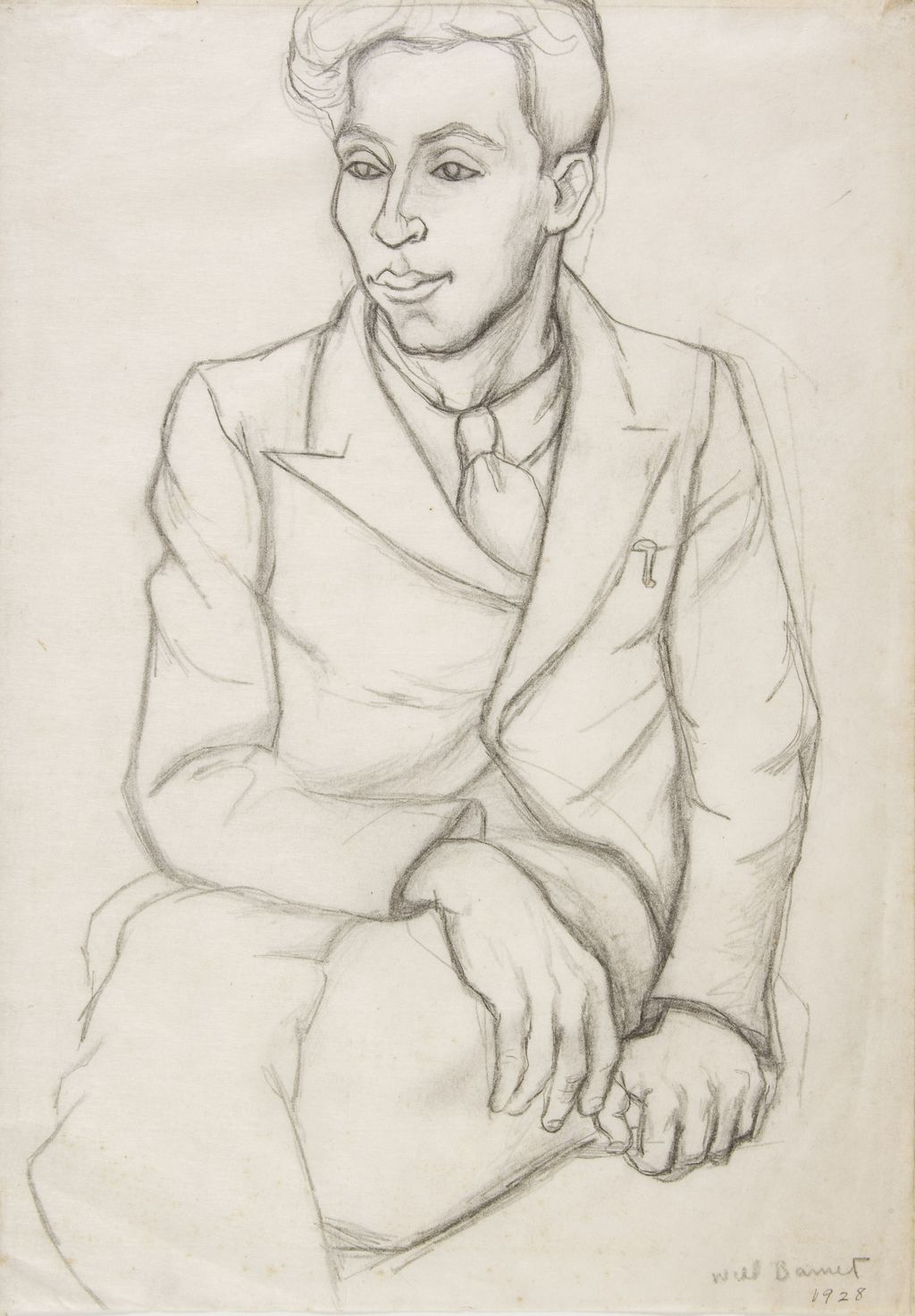 Portrait of Sully De Vito 1928