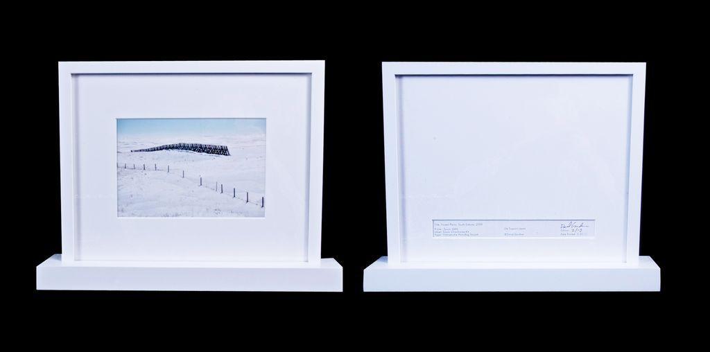 """David Gardner """"Frozen Plains, South Dakota, 2009"""""""