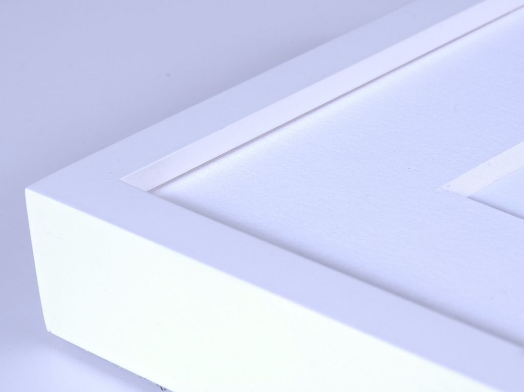 Profile: 114UT  Wood: Maple  Finish: 15 White opaque