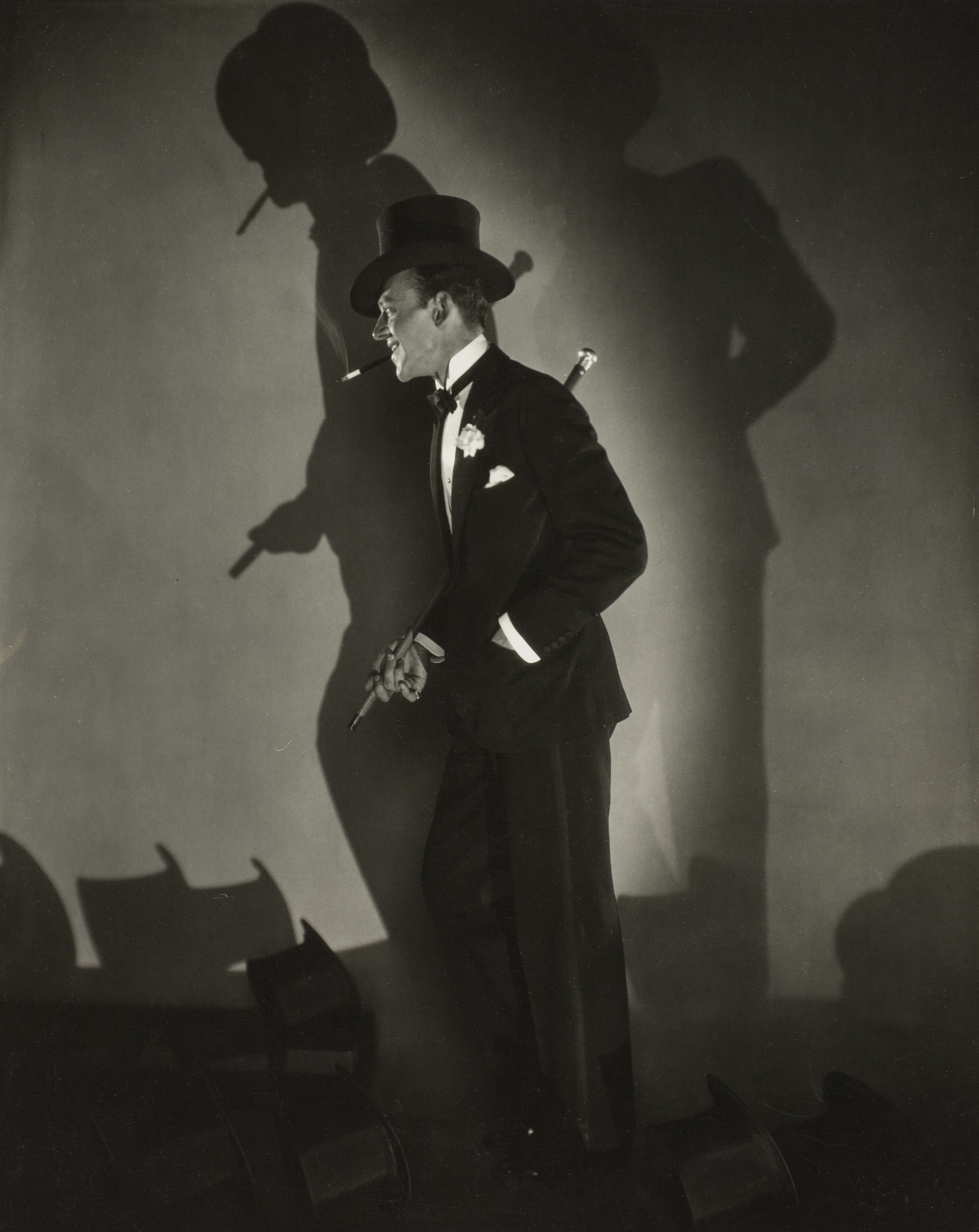Edward Steichen. Fred Astaire in Funny Face, 1927. The Art Institute of Chicago, Bequest of Edward Steichen by direction of Joanna T. Steichen and George Eastman House. © 2014 The Estate of Edward Steichen/Artists Rights Society (ARS), New York.