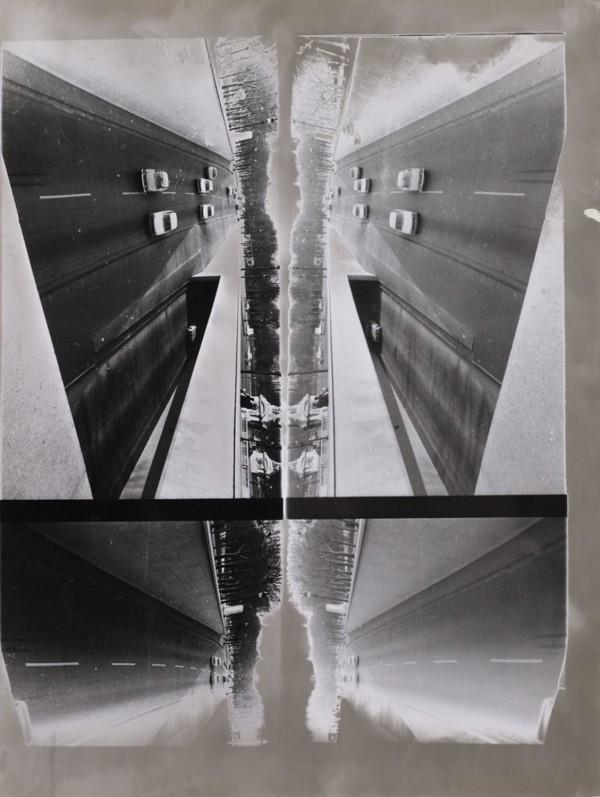 Untitled (Straẞe), 1971. Sigmar Polke (German, 1941–2010). Gelatin silver print; 24 x 18 cm. Michael Werner Gallery, New York and London, POG 4103. © 2014 Estate of Sigmar Polke / Artists Rights Society (ARS), New York / VG Bild-Kunst, Bonn, Germany