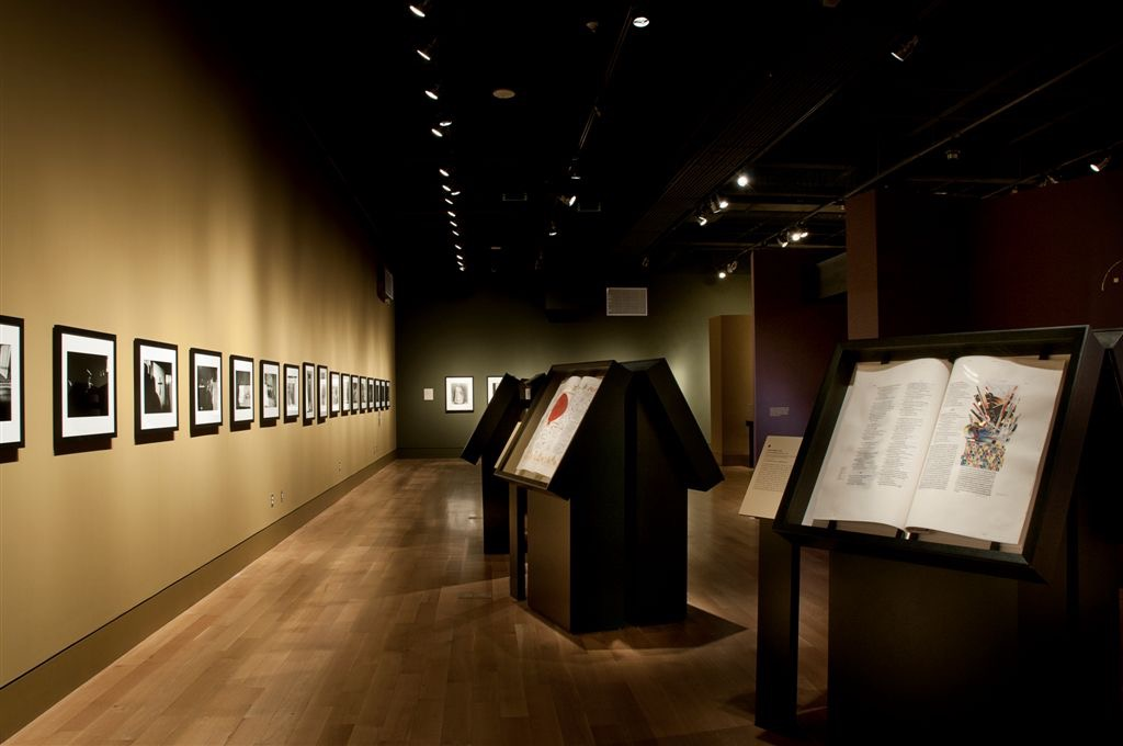 The Saint John's Bible at the New Mexico History Museum