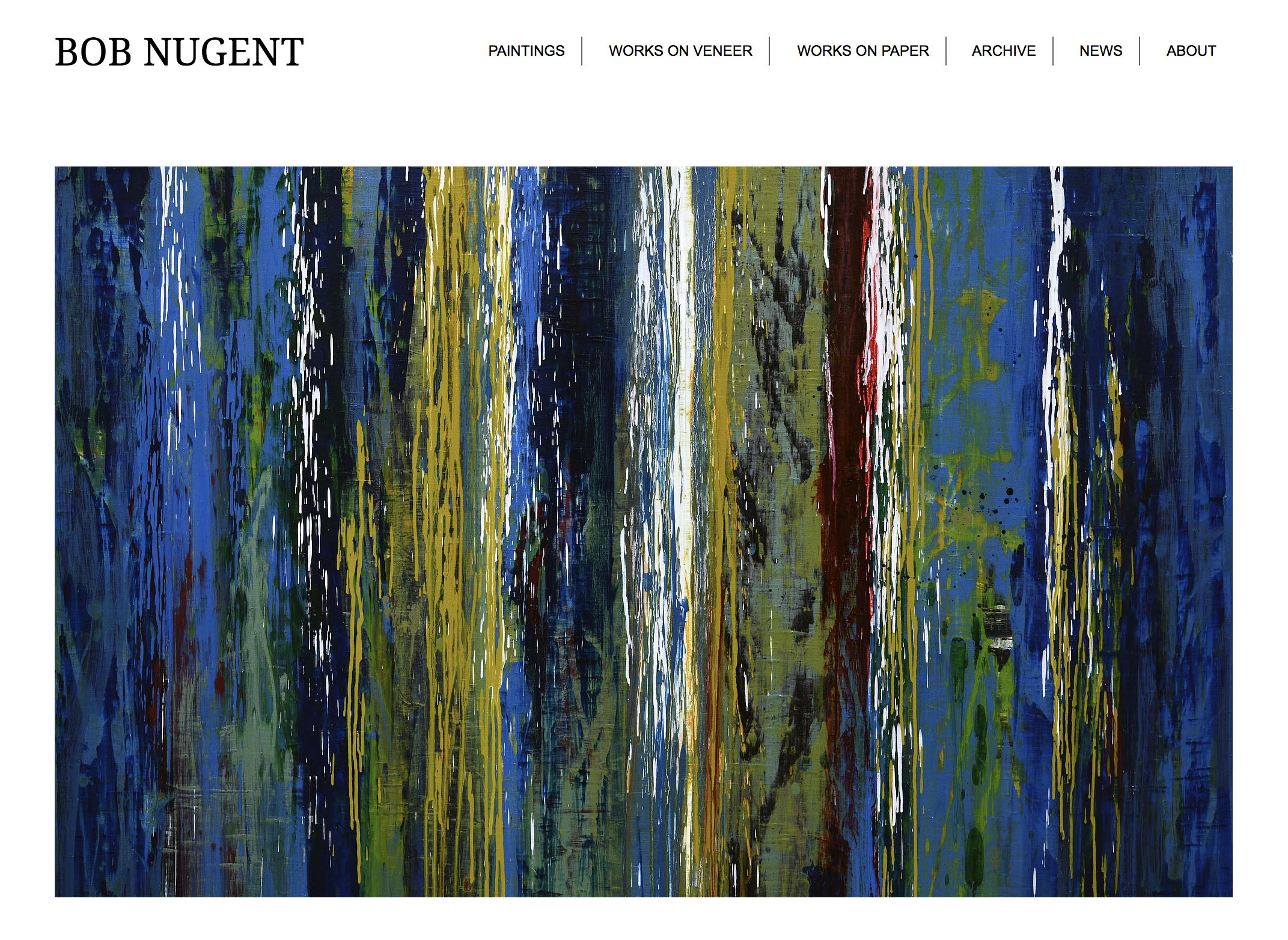 bob nugent website