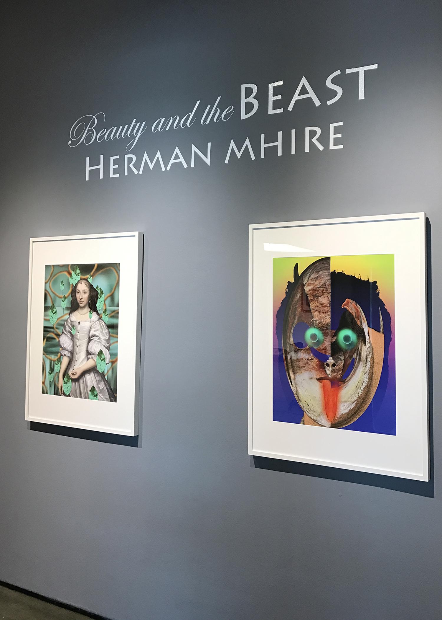 """Beauty and the Beast: Herman Mhire"" University of Louisiana Lafayette"