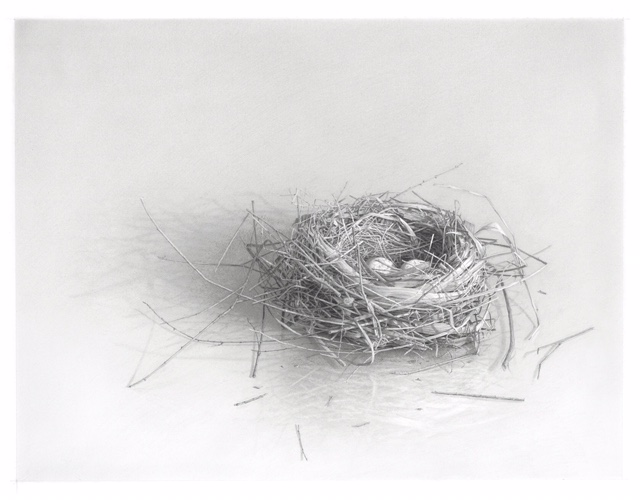 "Skip Steinworth ""Nest #5"" 13.5"" x 16.5"""