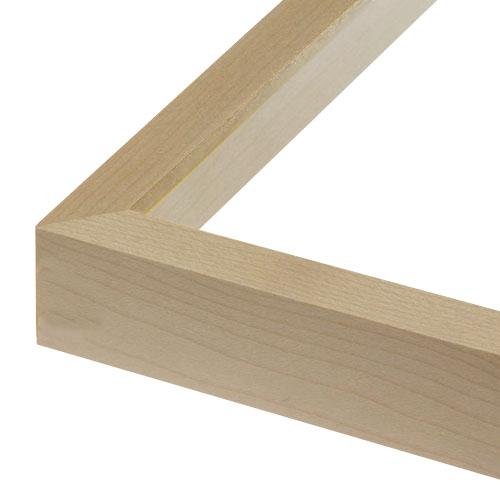 Profile: 114 Wood: unfinished maple