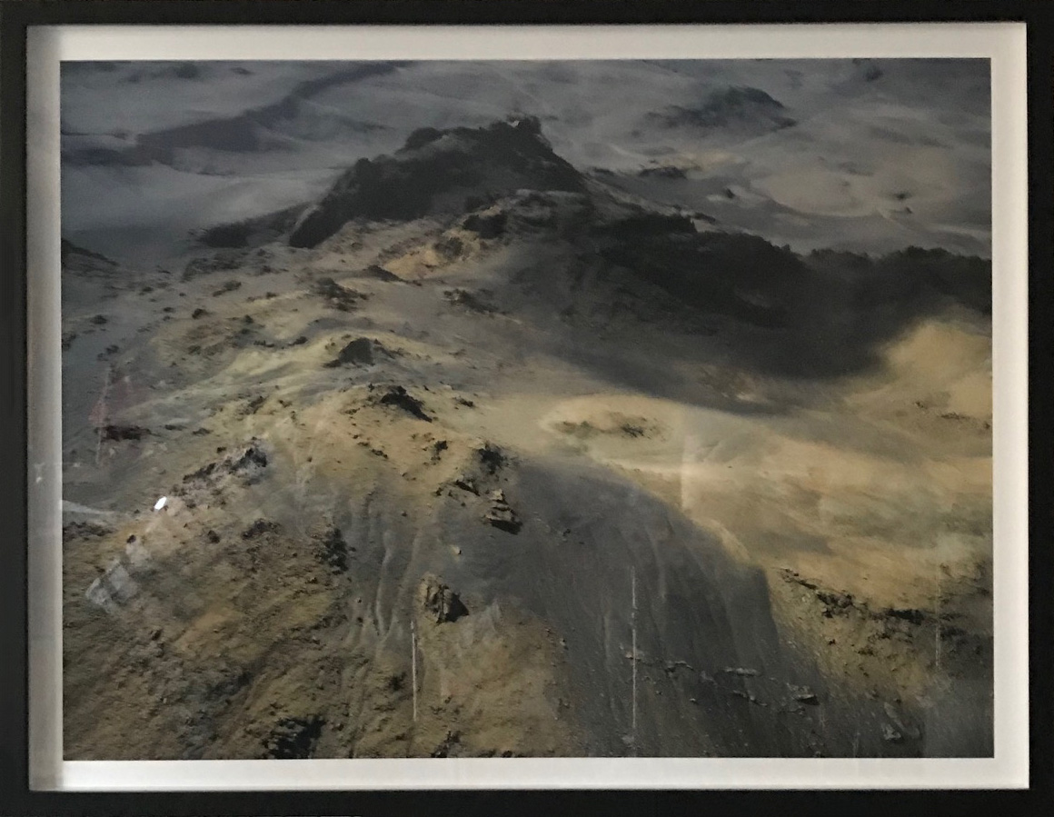 Volcanic Aftermath Iceland, 2017 Archival Pigment Print 21 X 28""