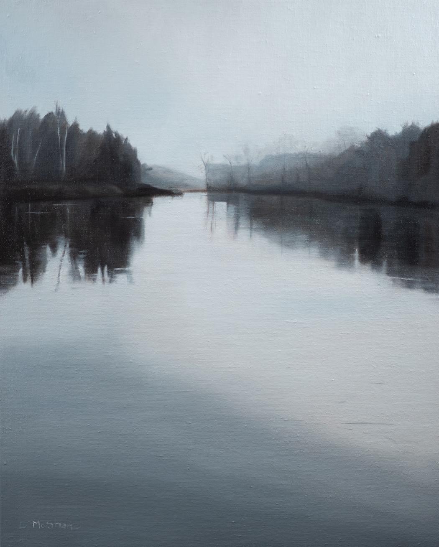 Lisa-McShane_Lhaqtemish_Morning-Fog-on-the-Nooksack-Delta_2020_Oil-on-Linen-over-Wood_3022x2022