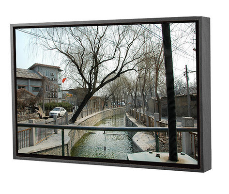 floating frames for photographs