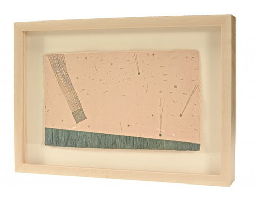 Artist: Jody Williams - Thin Floating Gallery Frame