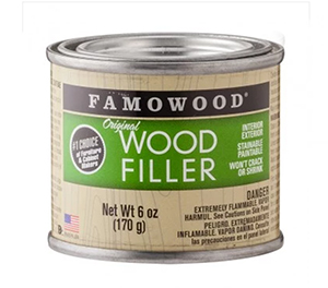 Famowood touch up material