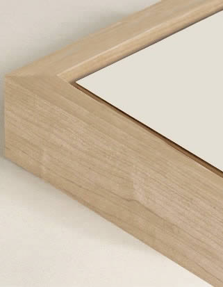Wood Floater Frames For Paintings On Panels Metropolitan Picture