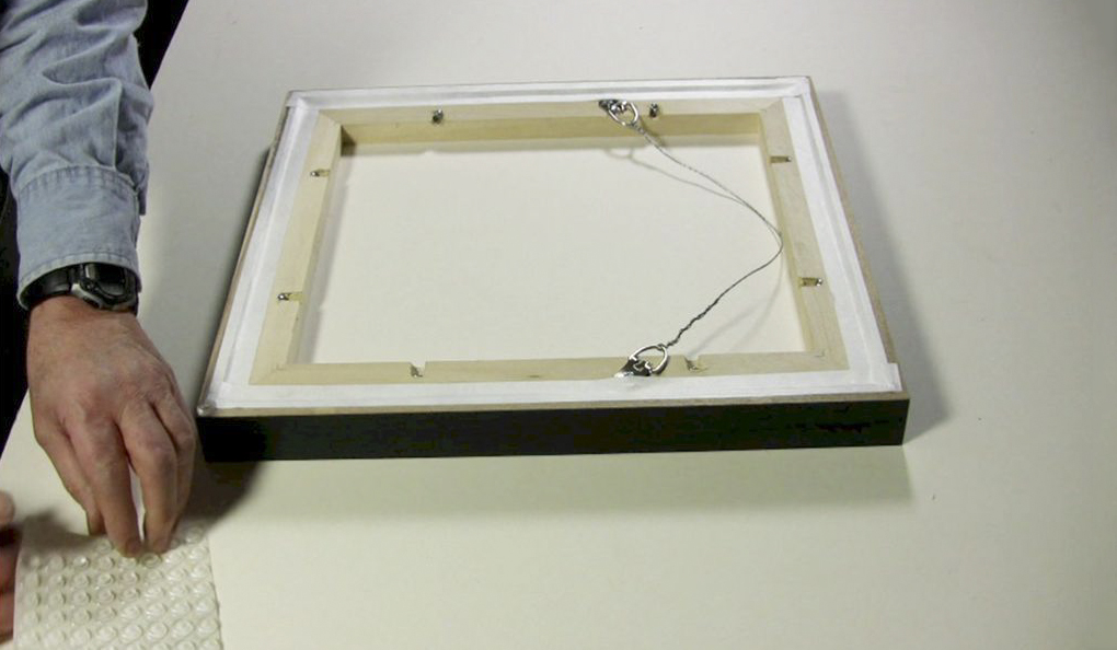 Bumpers - picture frame fitting supplies