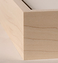 Purchasing options -Wood Frame Standard Joining